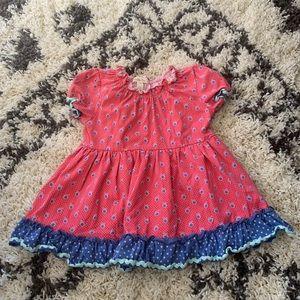 Girls Apple dress